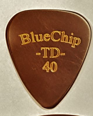Blue Chip Pick TD40 Right Hand Bevel